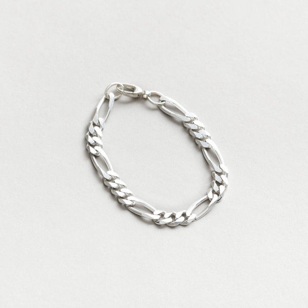 Wolf Circus Sterling Silver Chunky Chain Bracelet