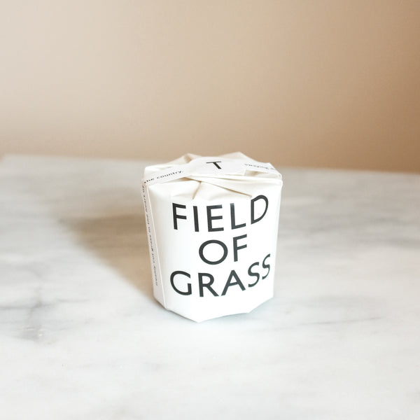 Field of Grass Tatine Candle | Outdoors Candle | Candles for Men | Golden Rule Gallery | Excelsior, MN