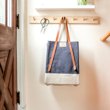 Load image into Gallery viewer, Apolis x Golden Rule Wine Tote