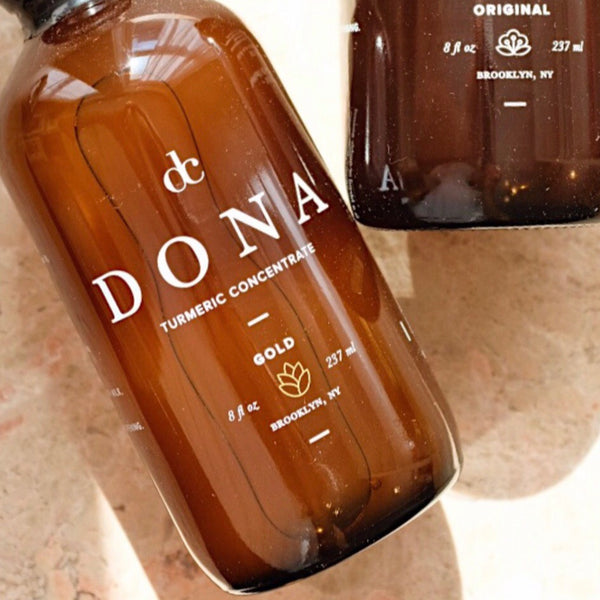 Dona Turmeric Concentrate | Tumeric Gold Concentrate | Golden Rule Gallery | Excelsior, MN