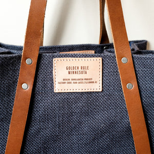 Apolis x Golden Rule Wine Tote