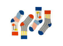 Load image into Gallery viewer, A Walk In Paris Mix and Match Sock Set
