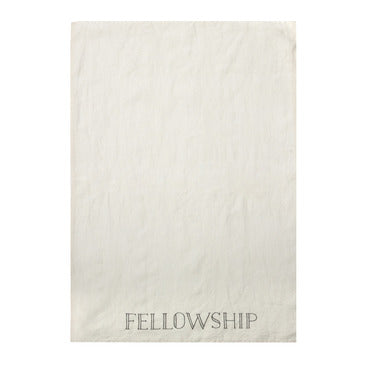 Fellowship Tea Towel