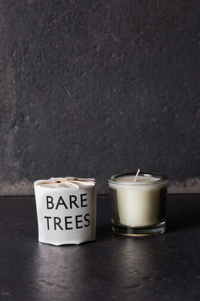 Bare Trees Small Tatine Candle | Forest Scent Candle | Golden Rule Gallery | Excelsior, MN