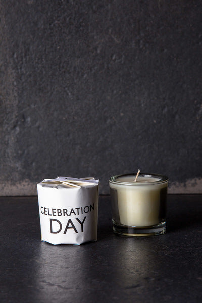 Celebratory Candle | Promotion Gift | Grad Student Gift | Golden Rule Gallery | Excelsior, MN