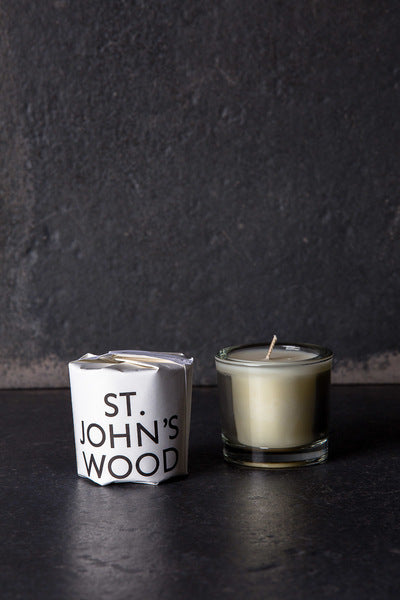 St. John's Wood Tatine Candle | Golden Rule Gallery | Excelsior, MN
