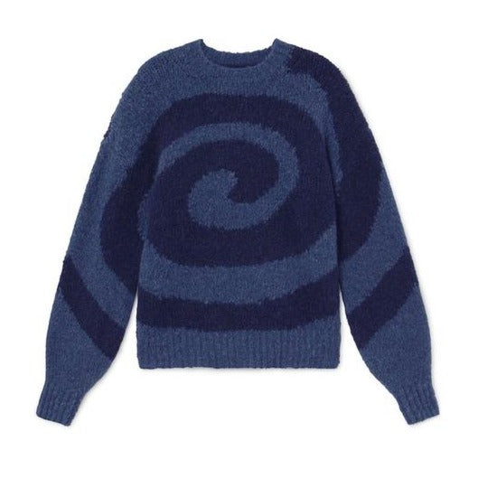 Paloma Wool Twister | Twister Sweater in Navy | Golden Rule Gallery | Excelsior, MN