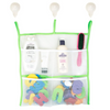Image of Nooni Care Bath Accessories Organiser Basket for Kids Bathroom Toy Storage