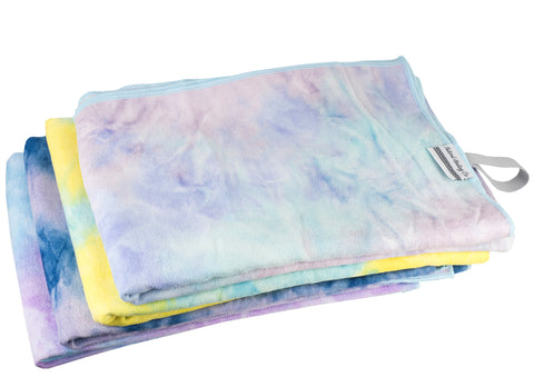 Oversized Tie Dye Beach Towel, Beach Blanket