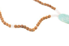 Rudraksha Mala Bead 108 Necklace