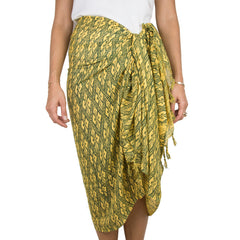 Sarong, Beach Wrap in Soft Rayon