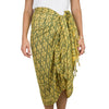 Image of Sarong, Beach Wrap in Soft Rayon