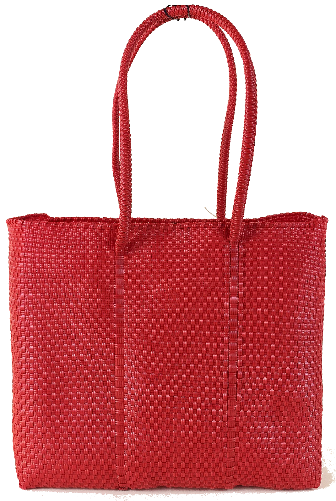 Small Tote -Red