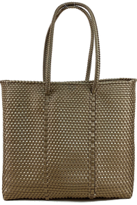 Small Tote - Gold