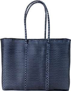 Tote - Black and Silver