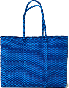 Tote - Navy and Blue
