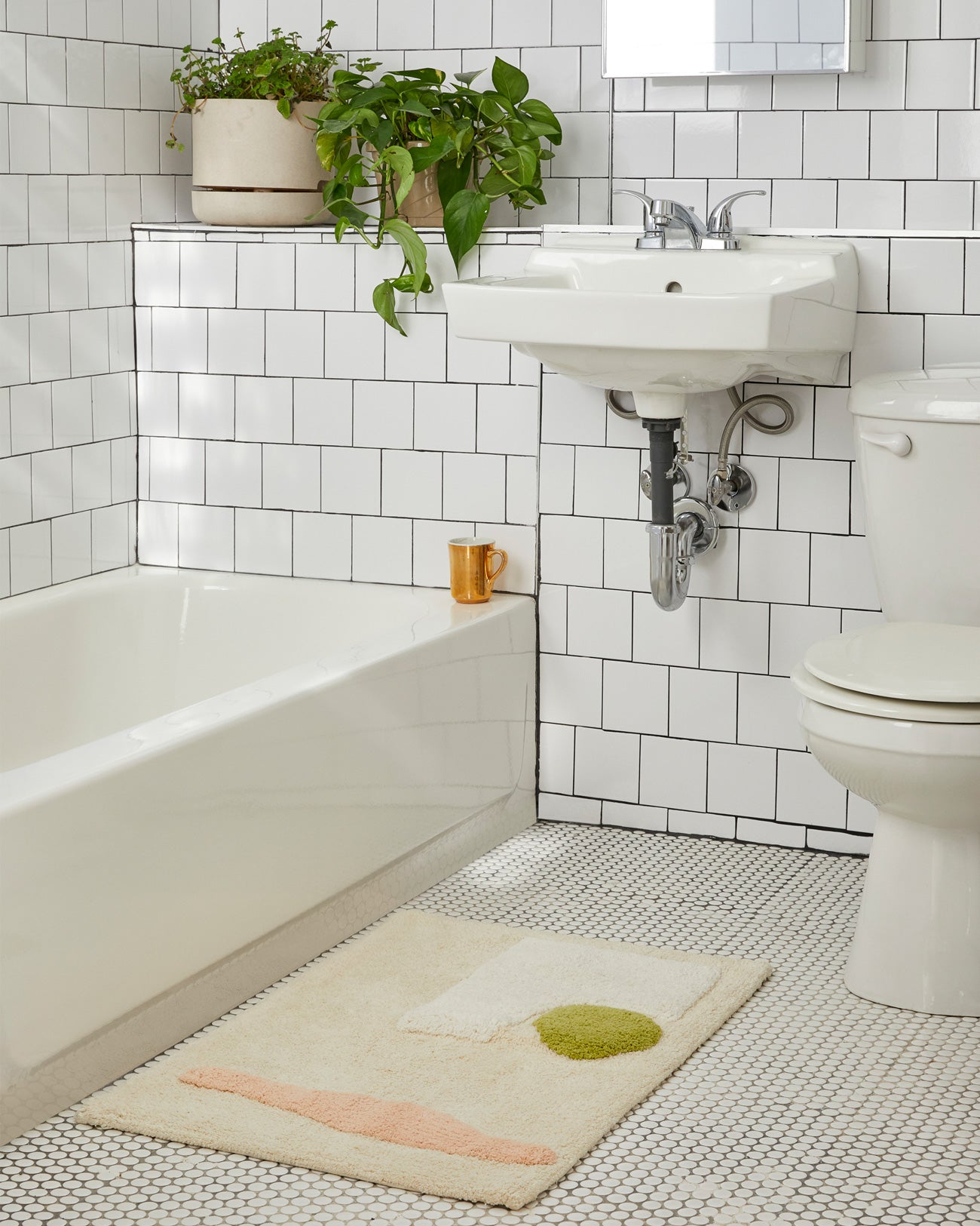 Cliffside Bathmat