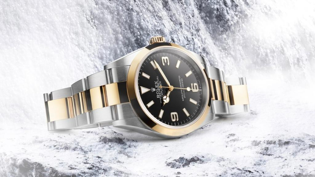 Introducing: The 2021 Rolex Explorer 36mm