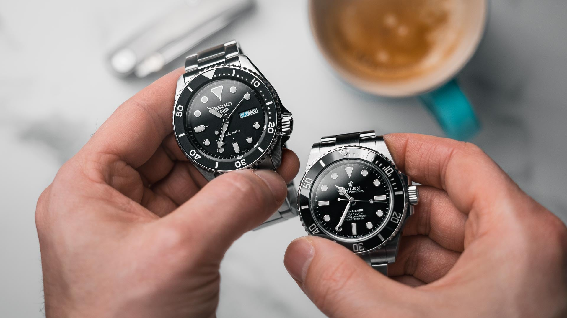 £250 Vs £6500 - Affordable or Luxury Watch