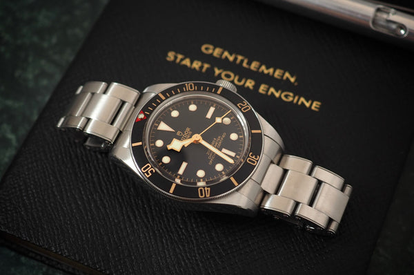 Tudor Black Bay 85 Bark and Jack Luxury Watch Review