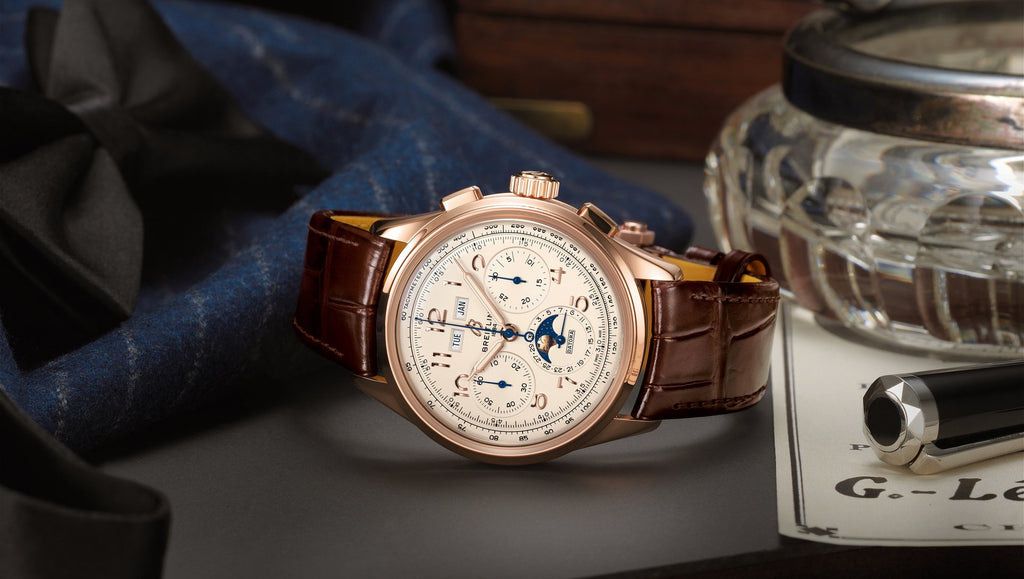 BREITLING Heritage 2021 bark and jack