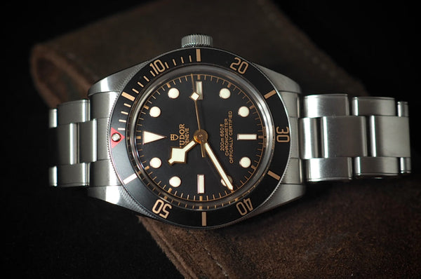 Tudor Black Bay 58 Bark and Jack Luxury watch review