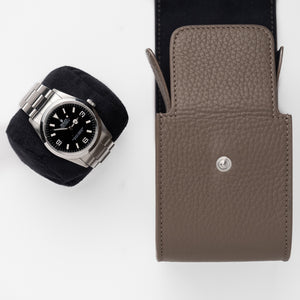 Taupe Watch Cube