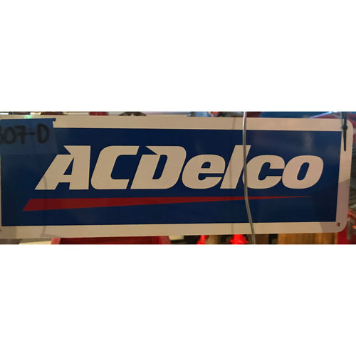 AC Delco Vintage Sign