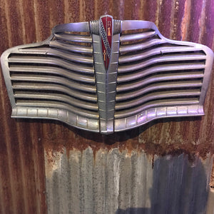 Buick Grille 1930s Auto Part Wall Decoration