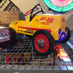 Hot-Rod Pedal Toy