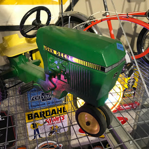 John Deere Branded Tractor Pedal Toy 712T