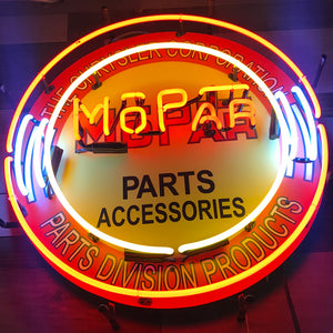 Mopar 24 Inch Neon Sign