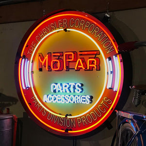 Mopar 36 Inch Neon Sign 01