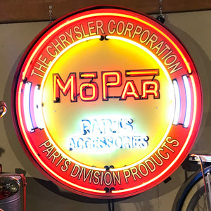 Mopar 36 Inch Neon Sign 03