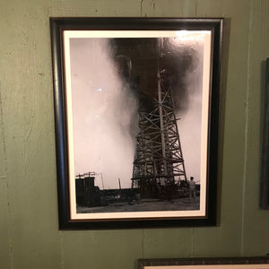 Oil Rig Blow Out Picture