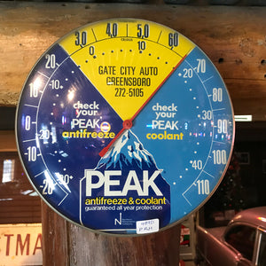 Peak Antifreeze Thermometer