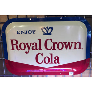 Royal Crown Cola Enjoy Vintage Sign