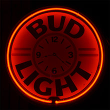 Load image into Gallery viewer, Classic Bud Light Beer Neon Sign