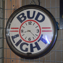 Load image into Gallery viewer, Classic Bud Light Beer Neon Sign Unlit