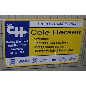 Cole Hersee Vintage Sign
