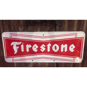 Firestone Vintage Sign