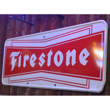 Load image into Gallery viewer, Firestone Vintage Sign 02