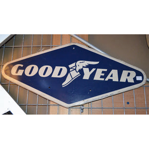 Goodyear Service Station Vintage Sign