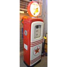 Load image into Gallery viewer, Texaco Red & White Gas Pump 01