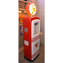 Load image into Gallery viewer, Texaco Red & White Gas Pump 04
