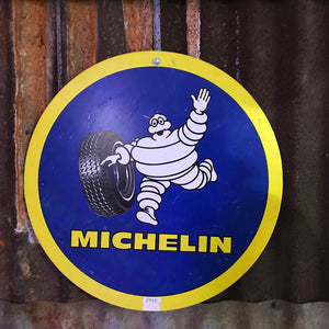 Michelin Vintage Sign