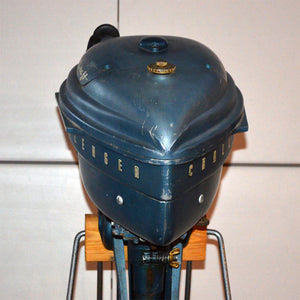 Chris Craft Challenger Used Outboard Motor 03