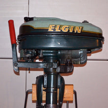 Load image into Gallery viewer, Elgin Model Used Outboard Motor 07
