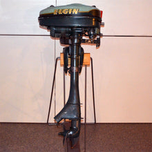 Load image into Gallery viewer, Elgin Model Used Outboard Motor 12