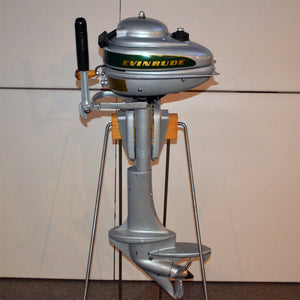 Evinrude 4416 Sportsman Used Outboard Motor 03